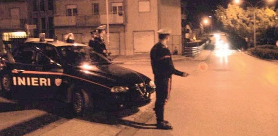 San Cataldo, due giovani sorpresi con la marijuana dai carabinieri