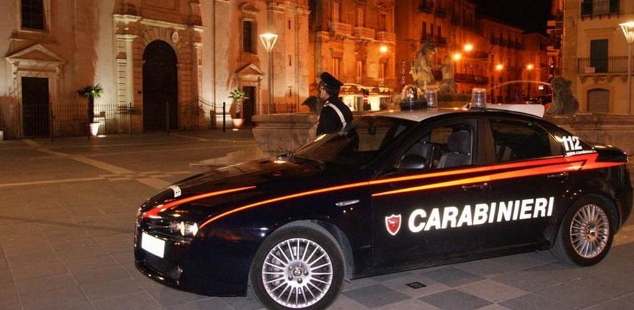 Controlli dei carabinieri: a Sommatino automobilista positivo all'alcol test. Un sancataldese sorpreso con la droga