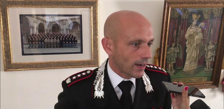"""Il colonnello Baldassare Daidone saluta la città: """"Lascio il mio cuore a Caltanissetta"""""""