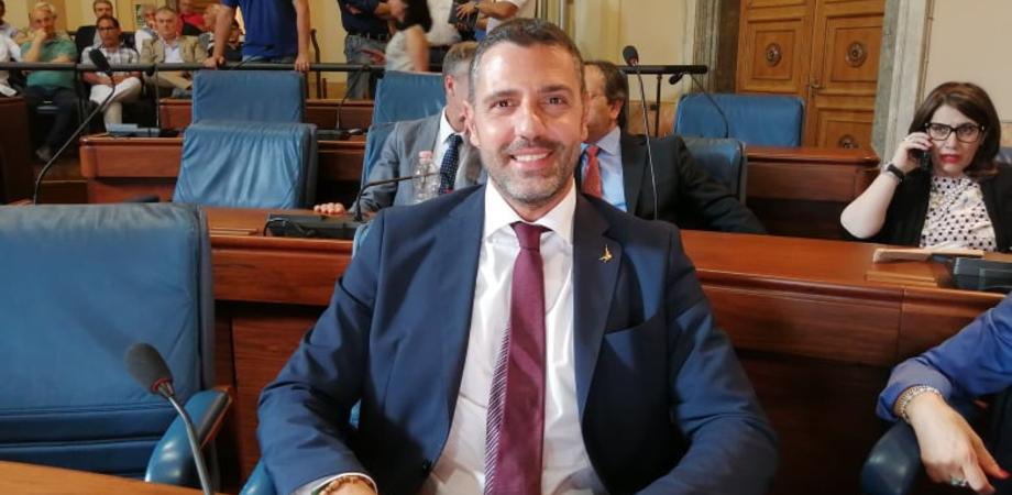 """Caltanissetta, Aiello (Lega): """"Barricate in Aula e manifestazioni di Piazza contro la politica succhia soldi del M5S"""""""