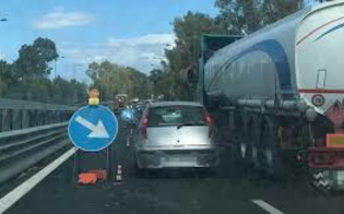 Santa Caterina, viabilità a rischio in via Risorgimento da quando c'è la deviazione sulla A19. L'allarme del M5S
