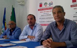 Servizio idrico paralizzato in provincia di Caltanissetta, i sindacati:
