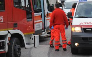 Incidente nel Nisseno, sulla Sp12 trentacinquenne perde il controllo dell'auto e si cappotta