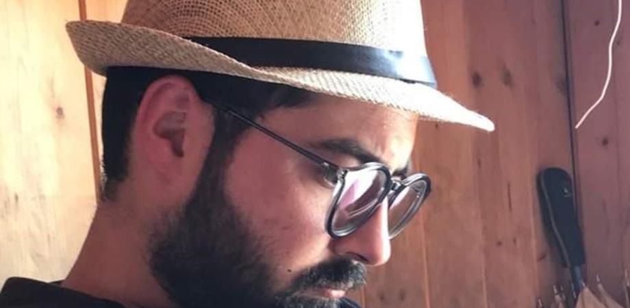 "Il buterese Emanuele Savio presenta a Gela la sua opera poetica ""Dammi carta e pensa"""