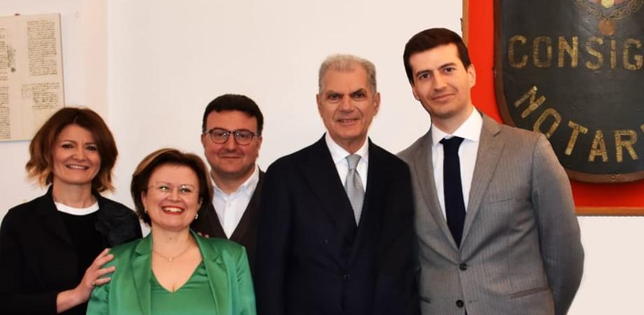 Consiglio Notarile dei Distretti Riuniti di Caltanissetta e Gela: Alfredo Grasso è il nuovo Presidente