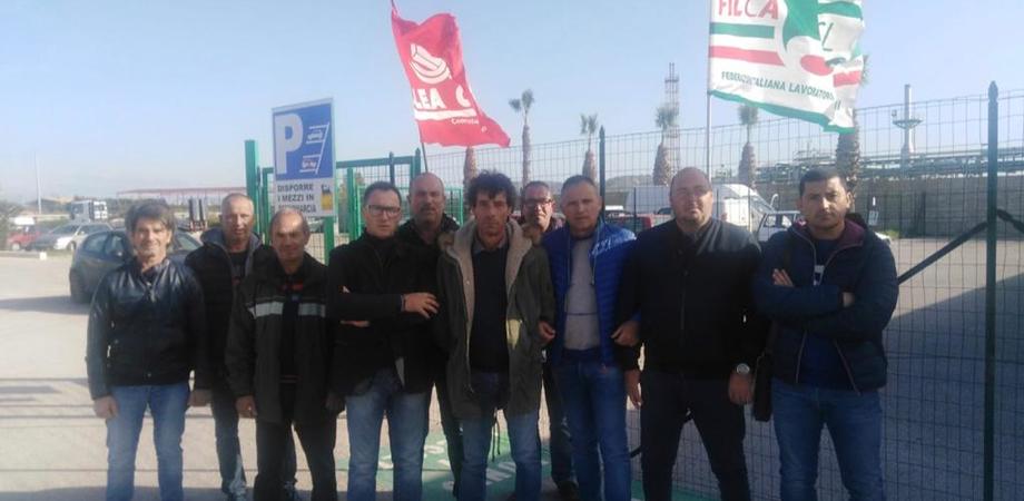 Gela, ex dipendenti della Trainito Costruzioni: i sindacati chiedono chiarezza sui rapporti tra Enimed e la città