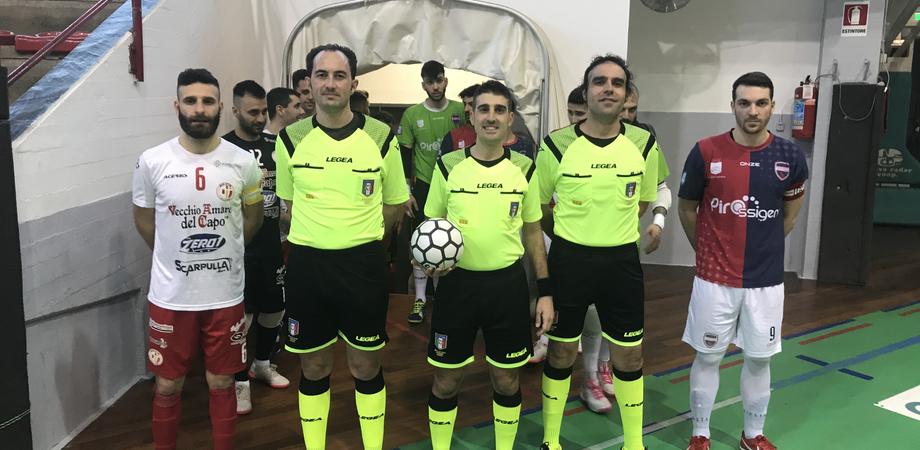 Nisseni fuori dalla Final Eight di Coppa Italia. Grande prova di carattere dei ragazzi di mister Tarantino