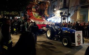 Tragedia al Carnevale di Sciacca: bimbo di 4 anni cade da un carro e muore