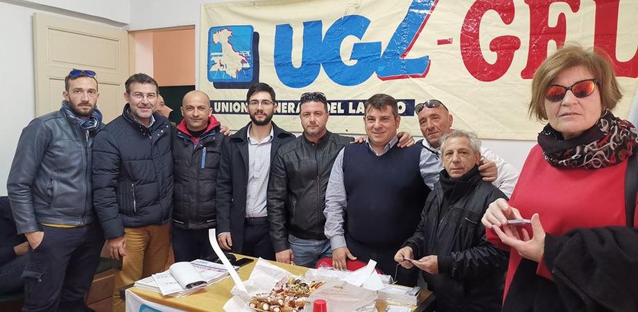 Festa del tesseramento dell'Ugl di Caltanissetta e Gela: una nuova stagione sempre dalla parte dei lavoratori