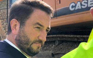 SS 640 Agrigento-Caltanissetta, Cancelleri lunedì effettuerà un sopralluogo per l'apertura del nuovo viadotto Salso