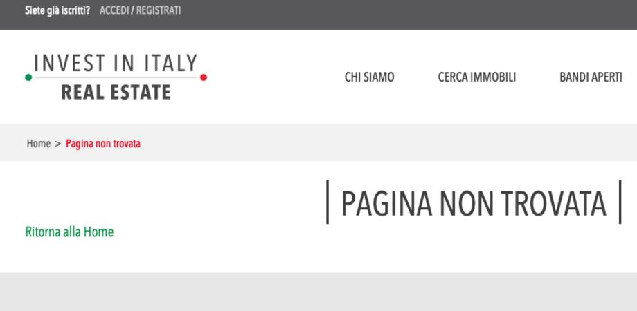 Vendita on line dei capannoni della zona industriale di Caltanissetta: annunci rimossi dopo la diffida del liquidatore dell'Asi