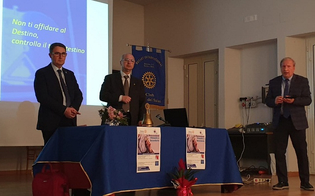 Malattie cardiovascolari e tumori del colon retto: a Sommatino un incontro organizzato dal Rotary