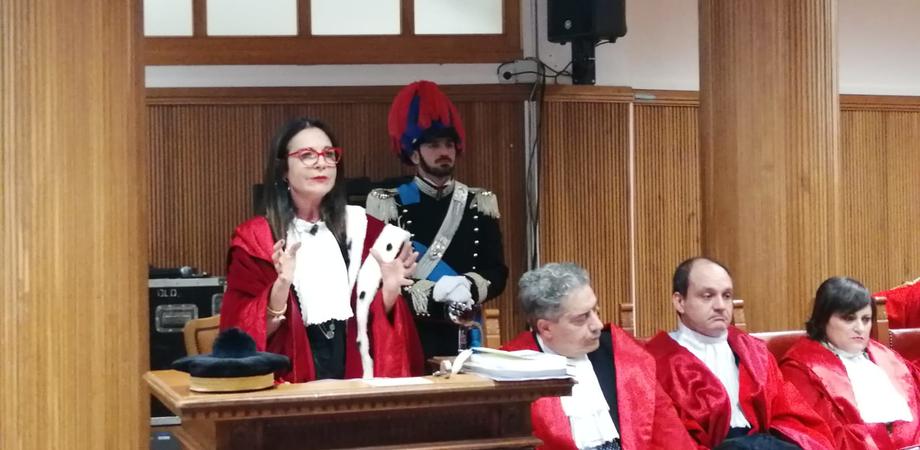 """Caltanissetta, anno giudiziario. Pg Sava: """"La mafia non è sconfitta ma con impegno la contrasteremo"""""""