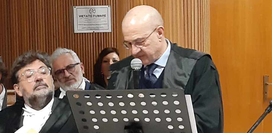 """Caltanissetta, Anno Giudiziario. Sergio Iacona: """"Preoccupa la deriva giustizialista della nostra nazione"""""""
