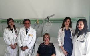 Caltanissetta. Paziente colpita da ictus guarisce completamente dai sintomi in 24 ore grazie alla trombolisi
