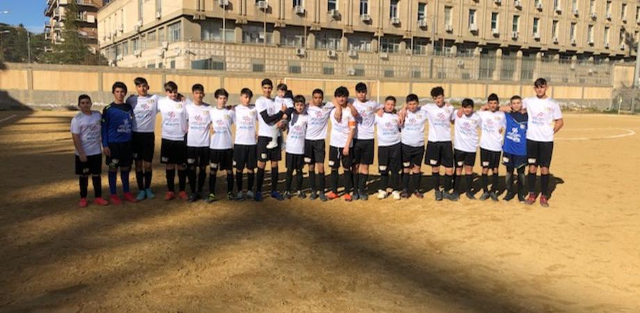 Calcio, gli U15 delle società G&G Italia e Asd Città di Caltanissetta in vetta alla classifica