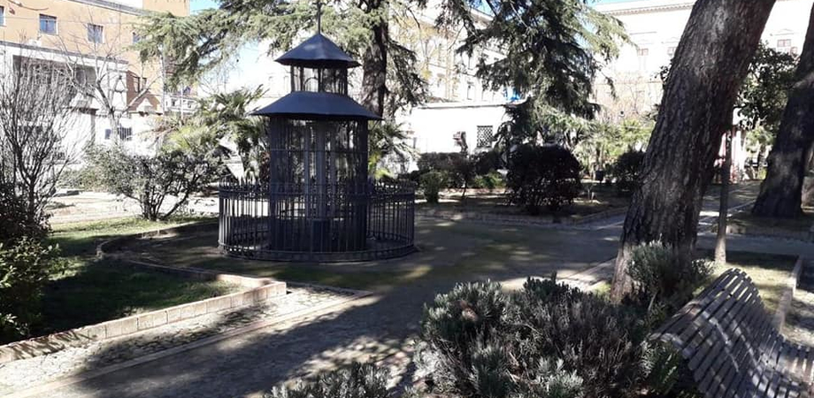 """Caltanissetta. Ripulita villa Amedeo e riattivata la fontana di Villa Cordova, il sindaco: """"Ora aiutateci a tenerle in ordine"""""""