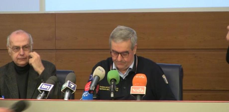 """Coronavirus, Borrelli: """"2.795 contagiati in più, oggi 527 i guariti. I morti in più sono 175"""""""
