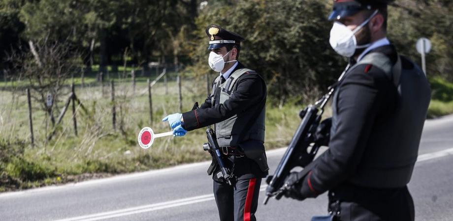 """Coronavirus. In tutta la provincia di Caltanissetta altri 45 denunciati. La prefettura: """"Uscite solo se necessario"""""""