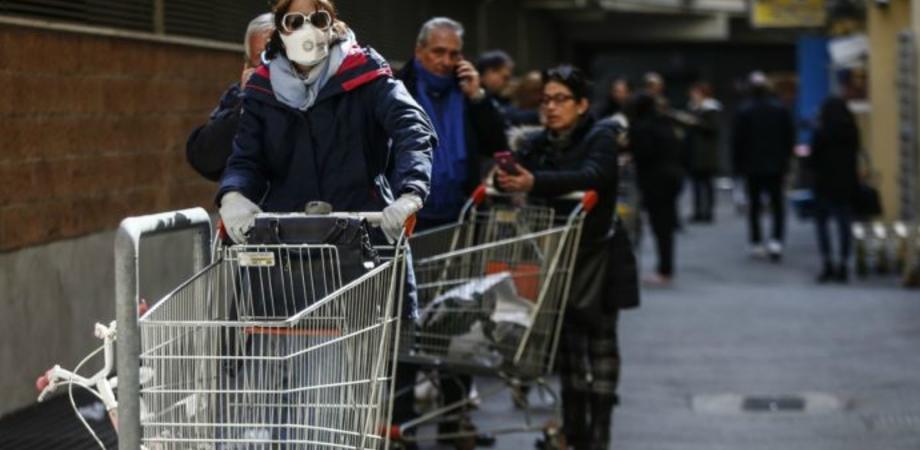 """Coronavirus, la Uil Caltanissetta ai titolari dei supermercati: """"Sulla salute non si deroga, tutelate anche i dipendenti"""""""