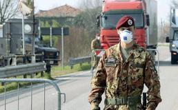 Coronavirus, a Gela e Niscemi arriva l'esercito: già disposta in tutta la provincia la chiusura di 50 locali
