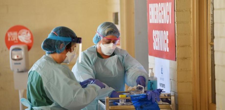 Coronavirus, ora è la Sicilia la Regione con il più alto tasso di ospedalizzazione