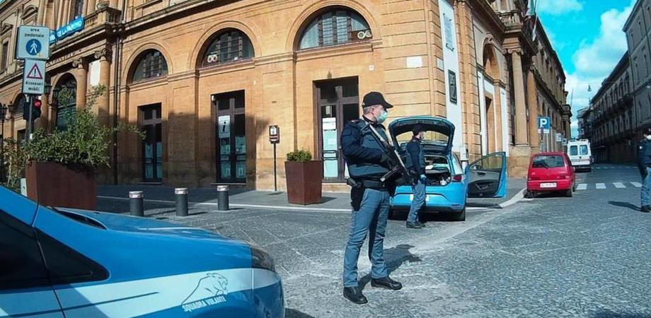 """Caltanissetta, domenica """"tranquilla"""" in provincia: 26 i sanzionati. Numero in calo rispetto ai giorni scorsi"""