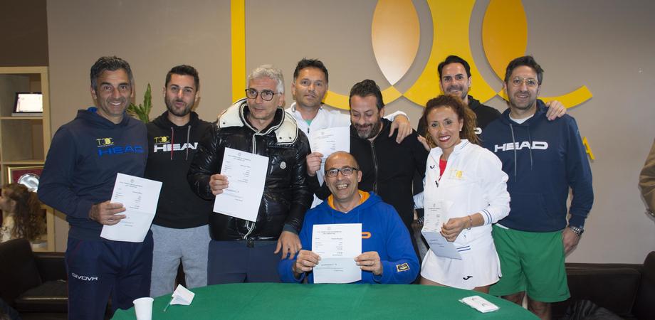 Tennis, cala il sipario sul torneo a squadre disputato a Caltanissetta: a Villa Amedeo vince il quartiere San Luca