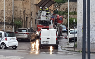 Il maltempo non dà tregua: 33 gli interventi dei vigili del fuoco oggi a Caltanissetta