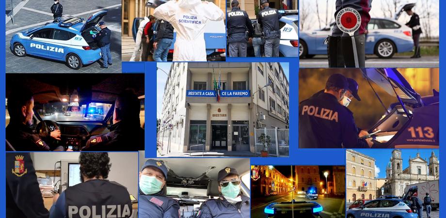 Un anno di attività della polizia: a Caltanissetta aumentano le rapine e le frodi informatiche, diminuiscono furti ed estorsioni