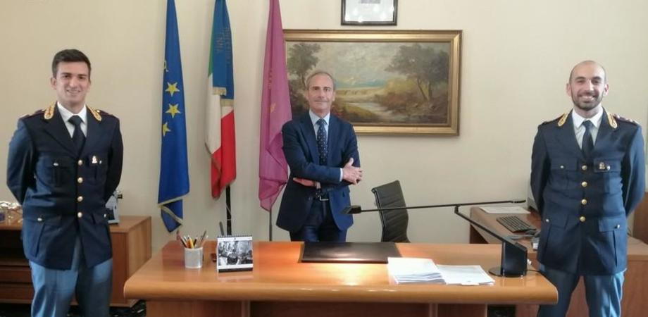Enna, si insediano in questura due nuovi commissari: arrivano da Caltanissetta e Trapani