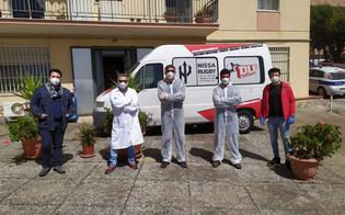 DLF Nissa Rugby, prosegue l'opera di volontariato: sanificato gratuitamente il minibus