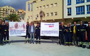 Gela, licenziati due lavoratori: stato di agitazione proclamato dalla categoria delle guardie ai fuochi