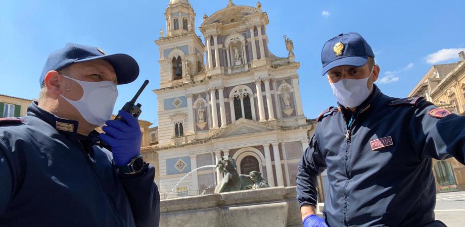 Misure contenimento Covid-19: ieri a Caltanissetta altri 9 sanzionati