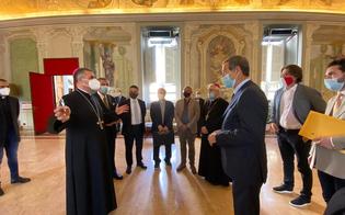 """Turismo religioso: accordo Regione Sicilia-Diocesi per promuovere il """"Cammino di Santa Rosalia"""""""