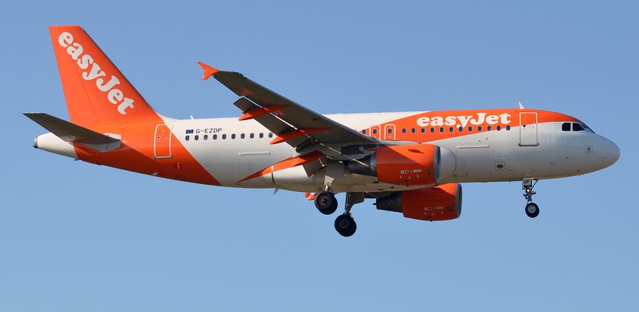 EasyJet torna a volare tra Palermo e Amsterdam: due collegamenti a settimana durante l'estate
