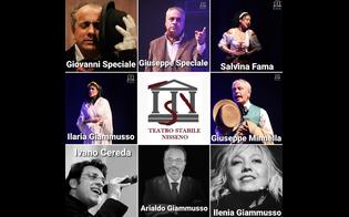 Caltanissetta, cantanti e attori del Teatro Stabile organizzano un concerto online: il pubblico potrà assistere da casa
