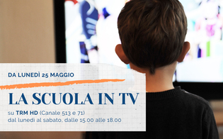 La scuola in Tv: videolezioni per gli esami di Stato del primo e secondo ciclo. Partecipa anche il Mottura di Caltanissetta