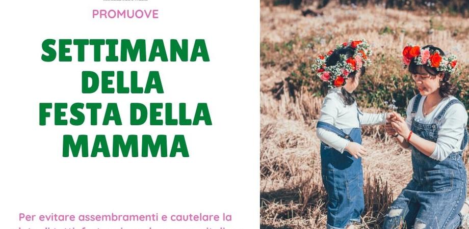 La Federfiori Caltanissetta proclama la settimana della Festa della Mamma per evitare assembramenti