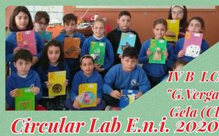 Gela, Circular Lab: la IV B dell'istituto