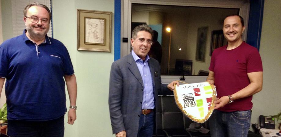 Calcio, arriva la fusione tra Nissa Fc e Pro Nissa Futsal: presidente Savio Ferreri