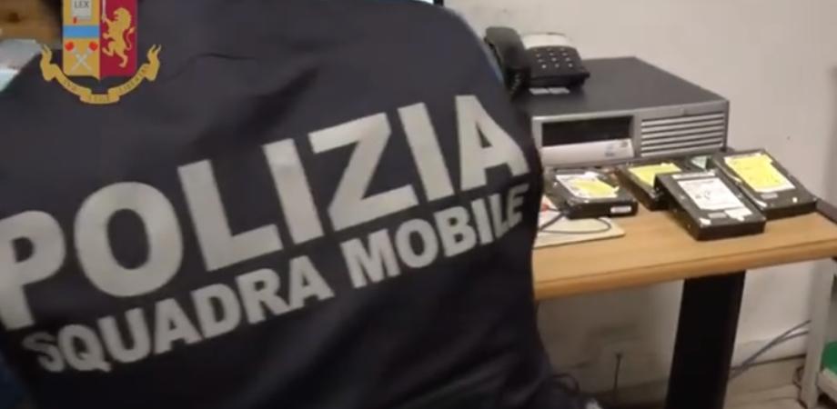 Rapporti sessuali con una decina di minori: è un impiegato di Sommatino l'arrestato dalla Squadra Mobile