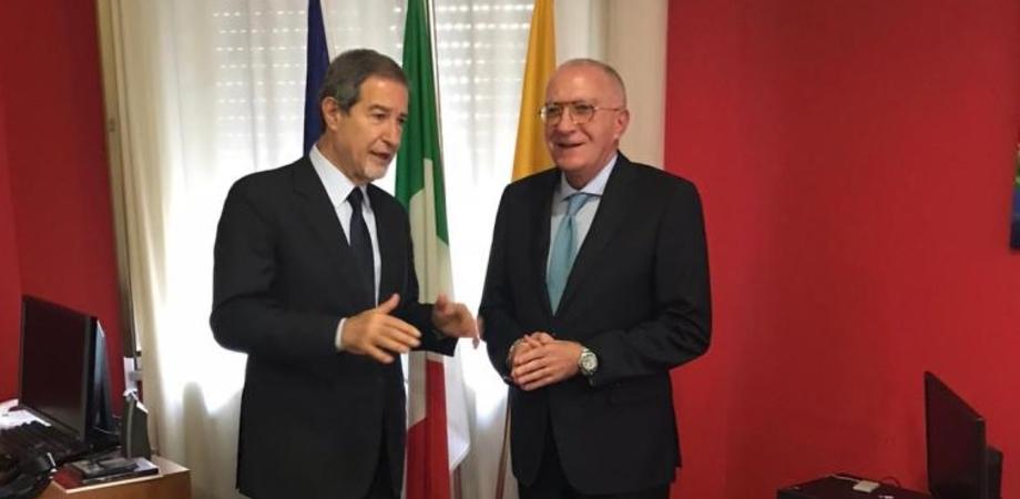 Ex Province, prorogati i commissari straordinari: Alongi rimane a Caltanissetta