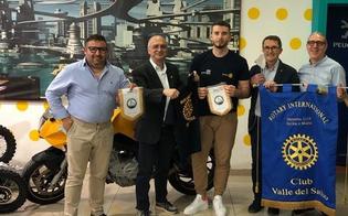 Rotary Club Valle del Salso, stage formativo a Riesi nell'ambito del progetto
