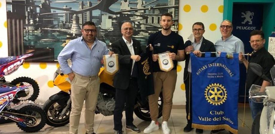 """Rotary Club Valle del Salso, stage formativo a Riesi nell'ambito del progetto """"Virgilio Lab2110"""""""