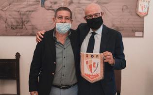 Asd Città di Caltanissetta, Luigi Giorgio è un nuovo dirigente: