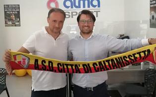 Asd Città di Caltanissetta, l'imprenditore nisseno Davide Volpe entra a far parte della società