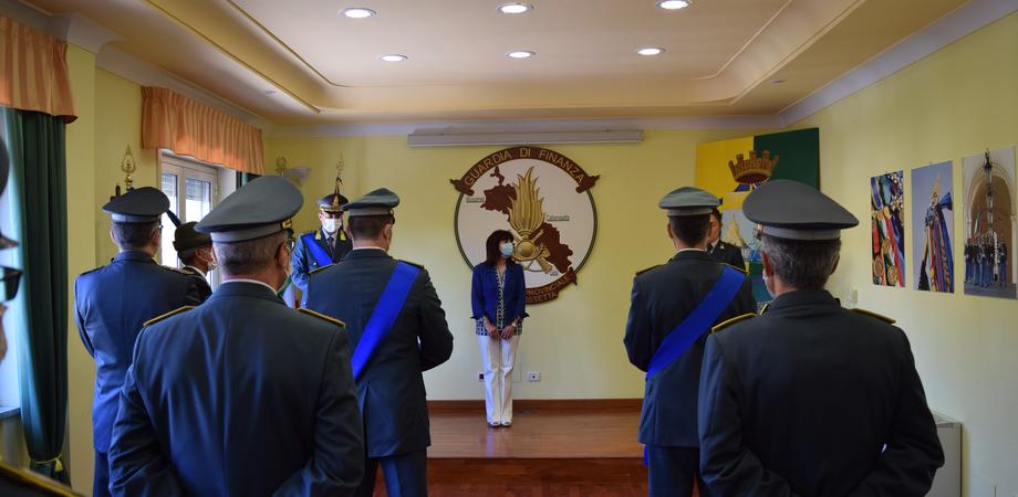 La Guardia di Finanza compie 246 anni, cerimonia a Caltanissetta: ecco un bilancio dell'attività svolta