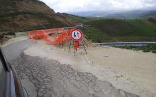 Viabilità in ginocchio, al via un progetto per sistemare la strada provinciale Mussomeli - Caltanissetta