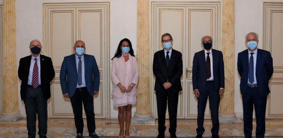 Coronavirus, gli ordini professionali consegnano a Musumeci un pacchetto di proposte anti-crisi